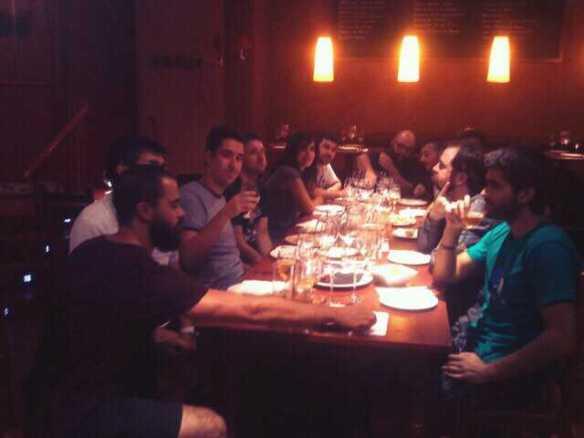 Geek Talks en La Jamonería