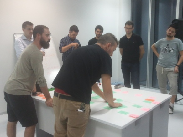 Story Mapping by Becode